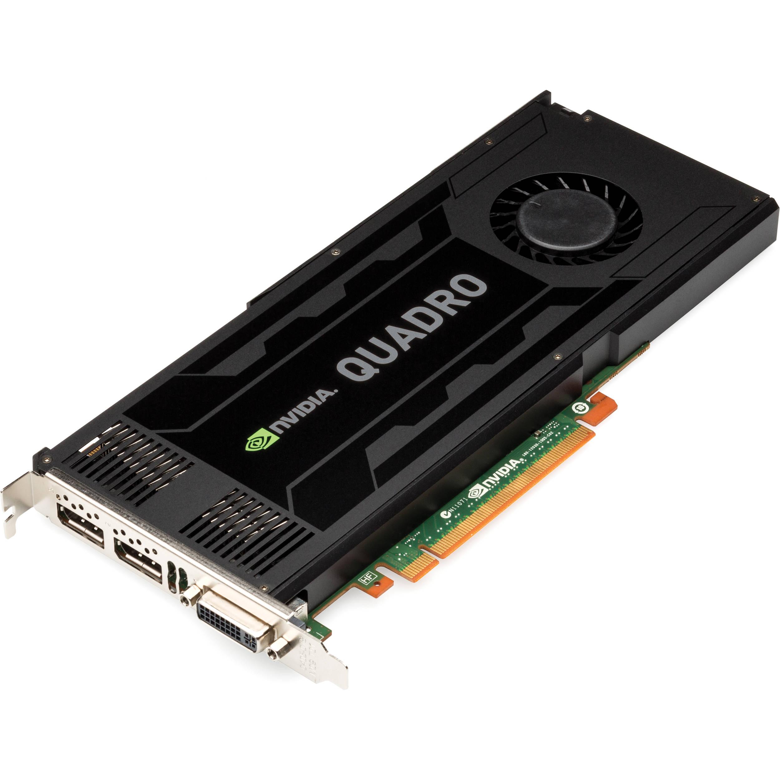 PNY Technologies nVIDIA Quadro K4000 Display Card VCQK4000-PB