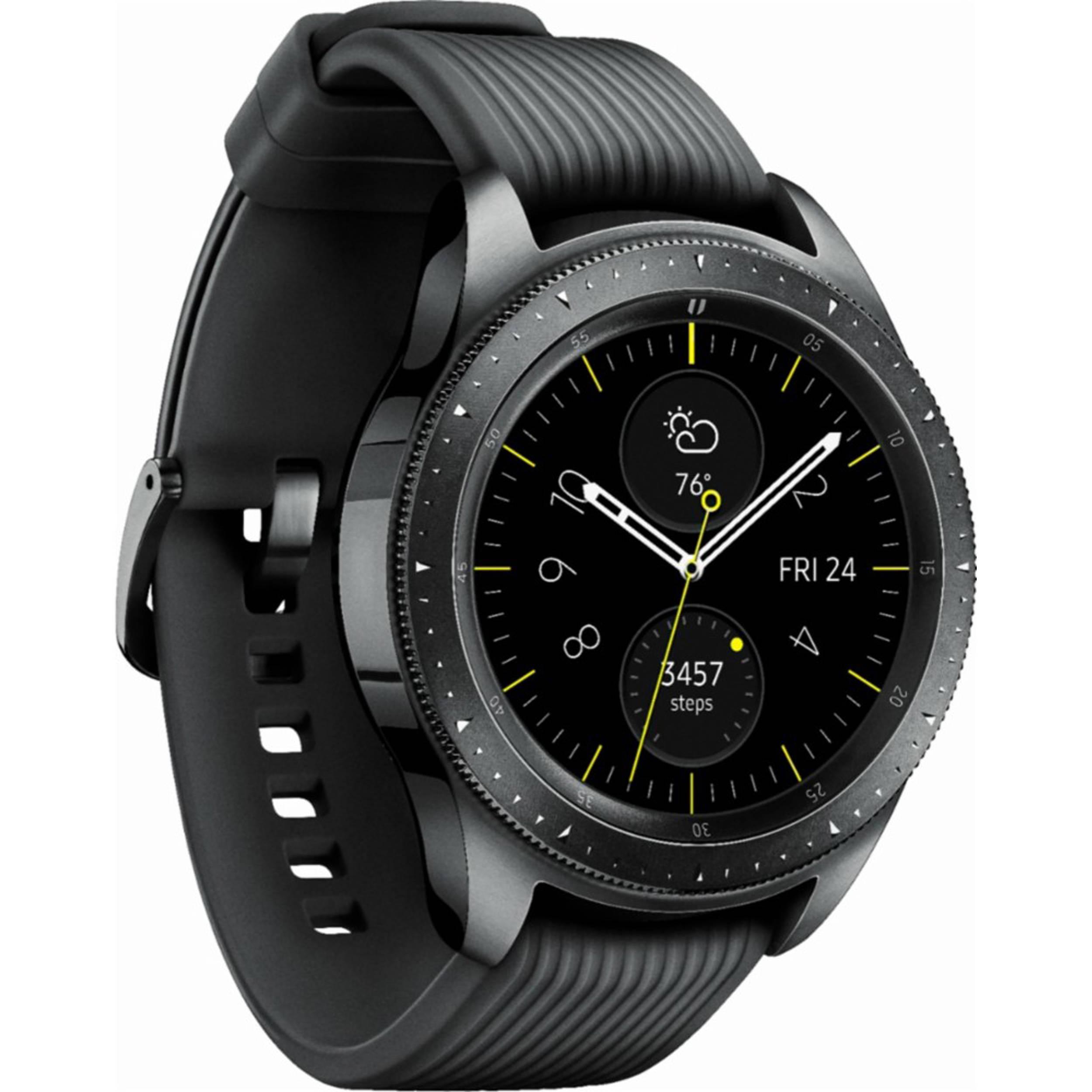 Samsung Galaxy Watch SM-R810NZKAXAR B&H Photo Video