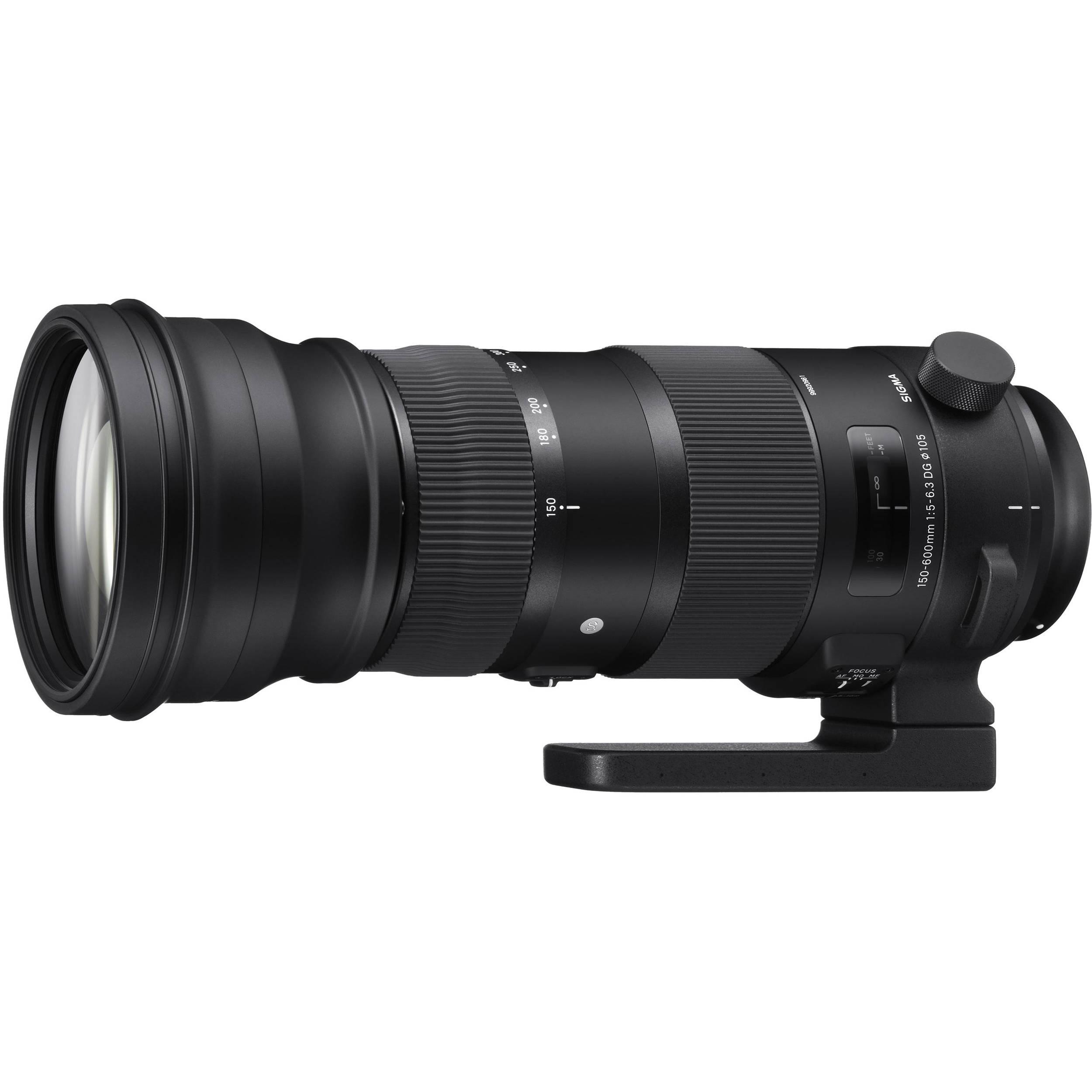 Sigma 150 600Mm F 5 6 3 Dg Os 1082152