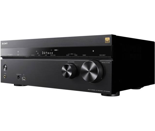 Sony Str Dn Channel Network A V Receiver