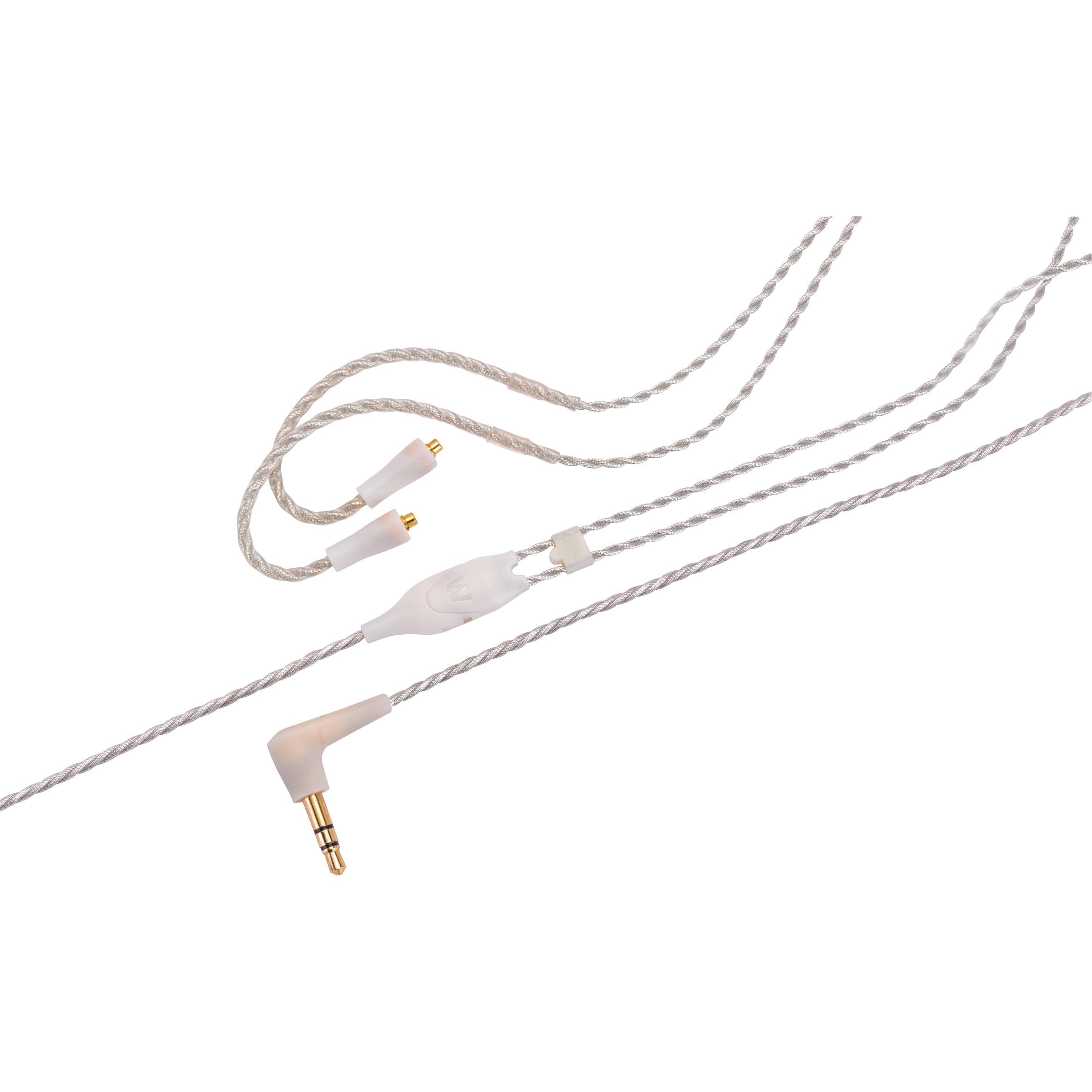 Westone Es Um Pro Replacement Cable 52 Straight B Amp H