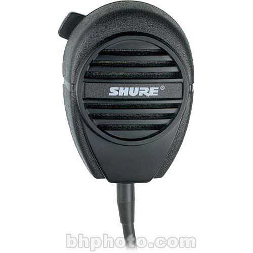 Shure 514B Handheld Push To Talk Microphone 514B BampH Photo