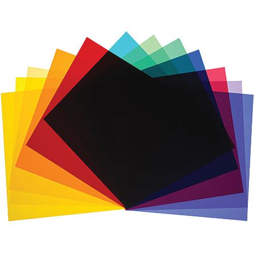 Broncolor Color Filter Set for P70 B-33.307.00 B&H Photo Video