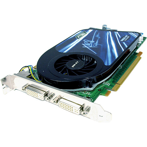 PNY Technologies nVIDIA GeForce 9800 GT PCI Express