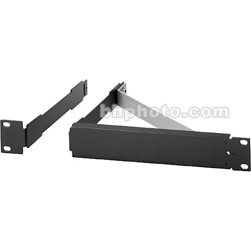 toa electronics mb wt3 rack mount brackets for mounting single toa half rack wireless receivers