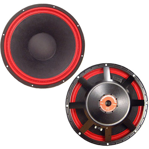Speakers Cerwin Woofer Vega Replacement