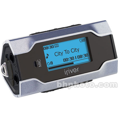 iRiver T30 512MB Portable Digital Music MP3 Player ...