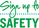NHS Sign Up To Safety