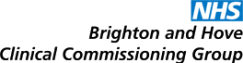 Brighton & Hove Clinical Commisioning Group