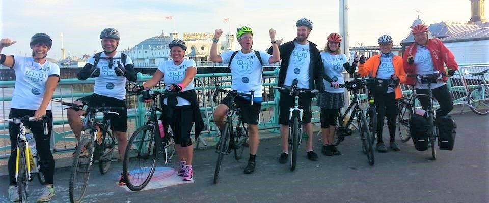 Brighton cycling team