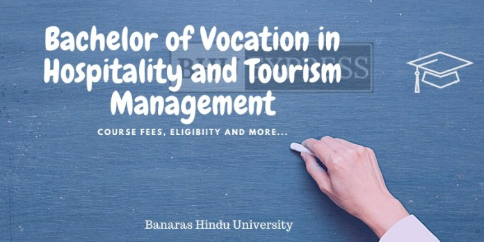 B.Voc in Hospitality and Tourism Management