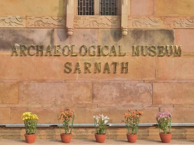 Archaeological Museum Sarnath
