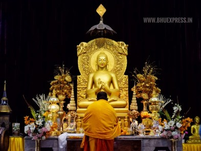 Sarnath-The Buddhist Pilgrimage Place