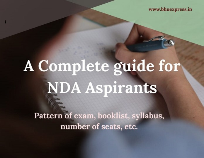 A complete guide for NDA exam