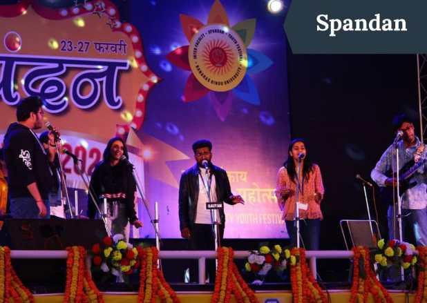 Spandan Fest of BHU