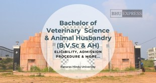 Bachelor of Veterinary Science 7 Animal Husbandry (B.V.Sc. & AH)
