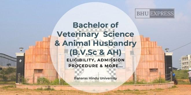 Bachelor of Veterinary Science 7 Animal Husbandry (B.V.Sc. & AH)