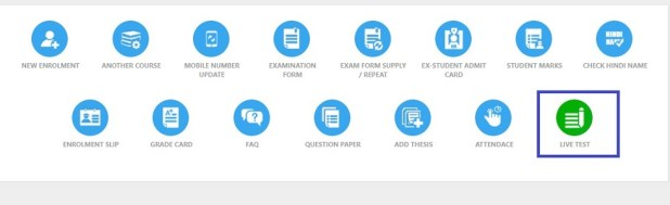 BHU Student Portal