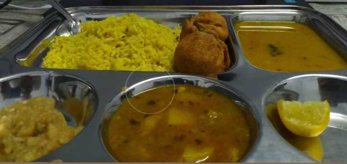 BHU Mess Food