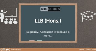 LLB (Hons.) at Banaras Hindu University