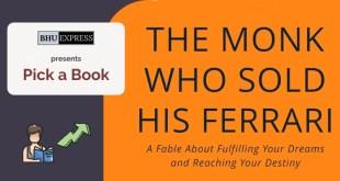 Pick a Book: The Monk Who Sold His Ferrari