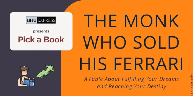 Pick a Book: The Monk Who Sold His Ferrari