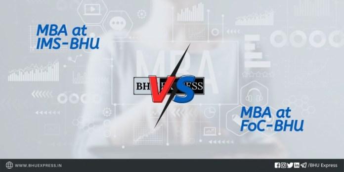 MBA at Banaras Hindu University