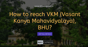 How to reach VKM (Vasant Kanya Mahavidyalaya)?