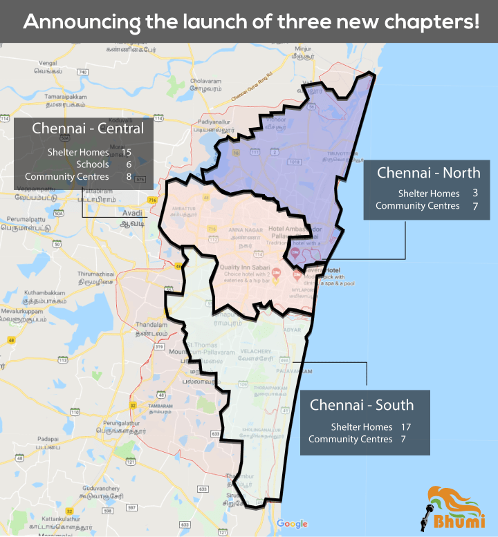 North Chennai Map Chennai – Bhumiverse