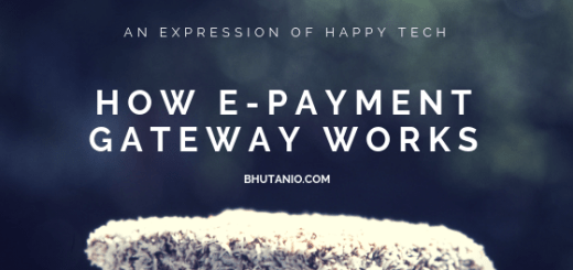 How E-payment Gateway Works