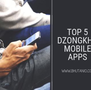 Dzongkha Apps