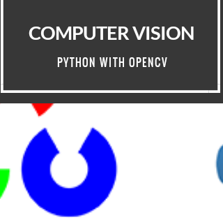 OpenCV with Python