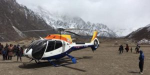 Gasa Dzongkhag to write to Royal Bhutan Helicopter Services