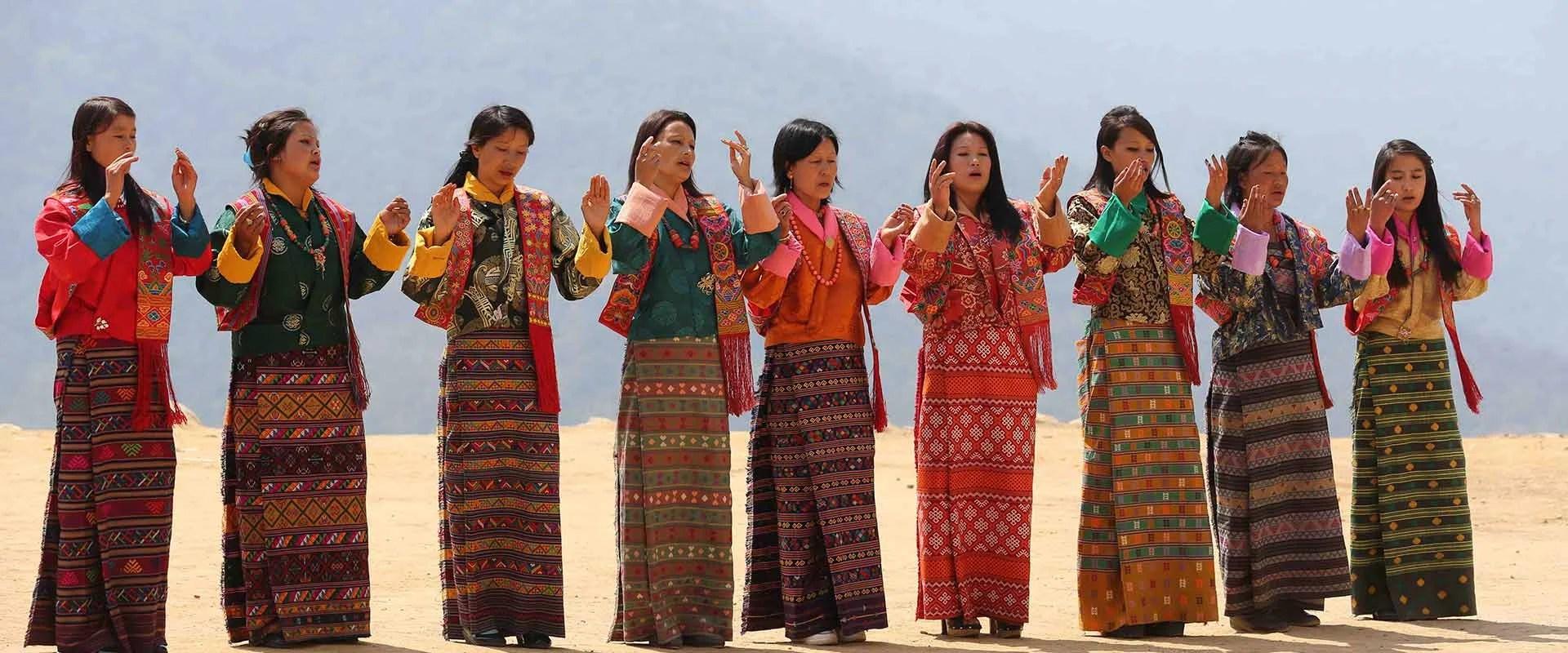 Experience Bhutan, Culture Tour Holidays in Bhutan