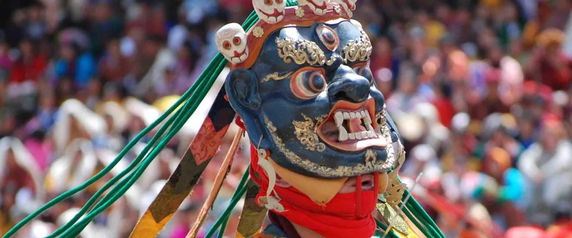 thimphu dromchoe bhutan festival tour