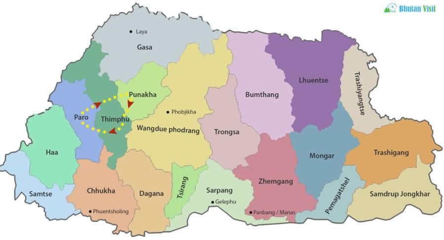 Short Cultural Tour in Bhutan