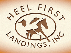 Heel First Landings, Inc logo