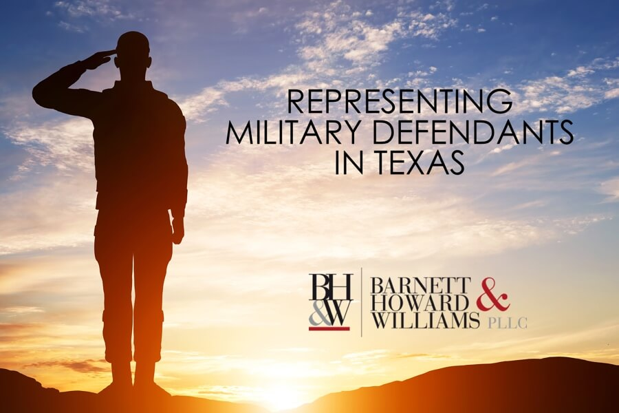 3 Things To Avoid When Representing A Military Defendant Fort Worth Criminal Defense Attorneys