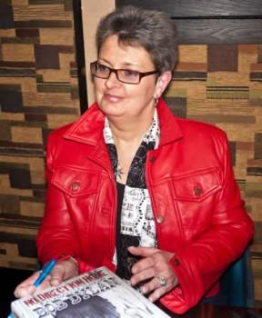 Liz Thomson