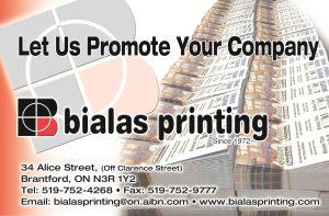 bialas printing brochures