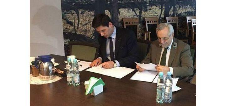 W Białej Podlaskiej powstanie Biosfera. Miasto i Lasy Państwowe podpisały porozumienie