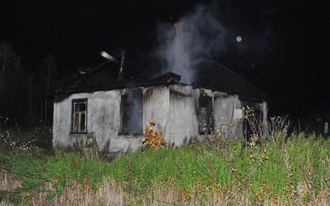 Tragiczny pożar domu w Sitnie