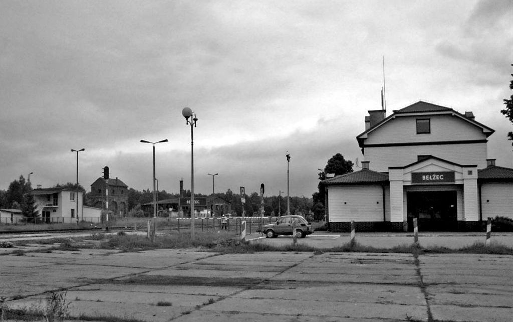 Obóz Zagłady Bełżec
