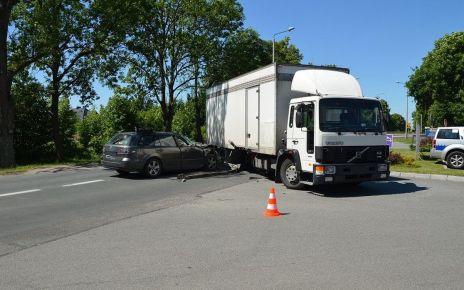 Wypadek na Warszawskiej