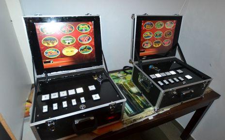 Nielegalny hazard w jednym z hoteli