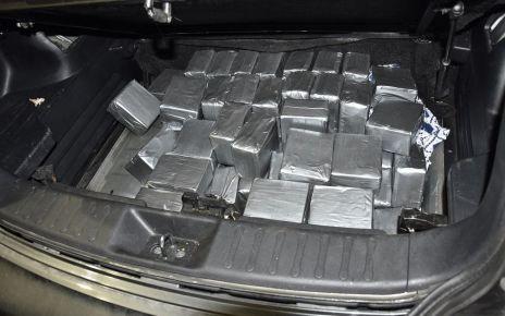 W Terespolu udaremniono przemyt 70 kg haszyszu
