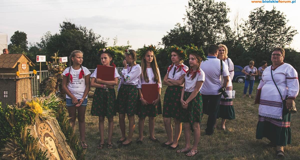 Dożynki 2018 w Piszczacu