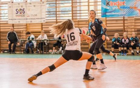 II Turniej Ligi Wojewódzkiej Młodziczek