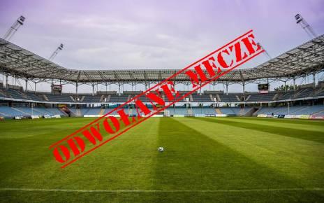 Odwołane mecze – 24.10.2018