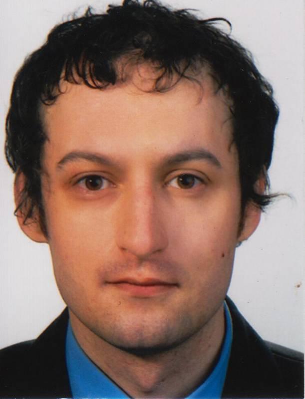 Zaginął 33-letni Kamil Fabian